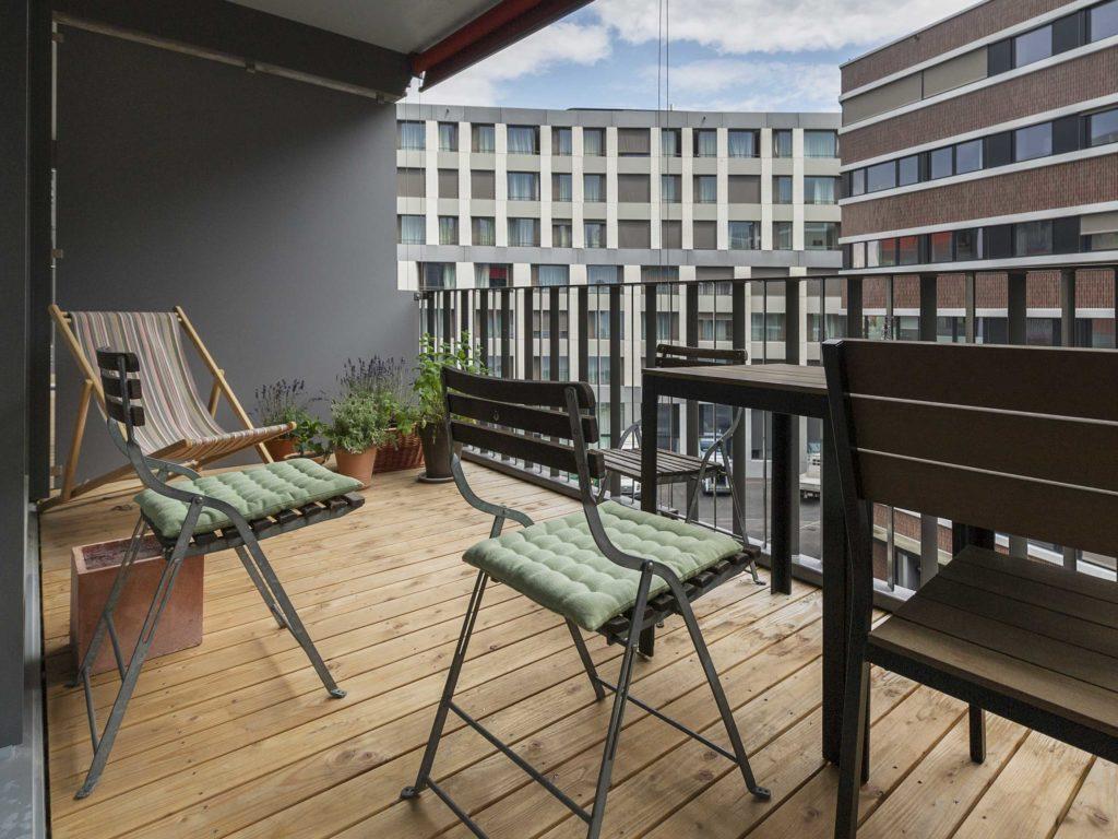 Wohnüberbauung Wolframplatz Zürich