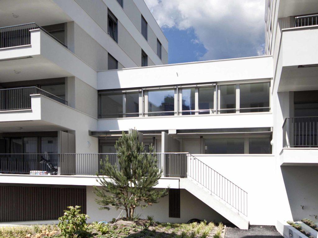 """Wohnüberbauung """"Harmony"""", Montreux Bild 3"""