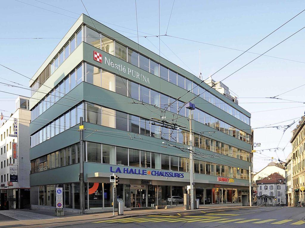 Büro- und Geschäftshaus Rue Neuve, Lausanne – Bild 2