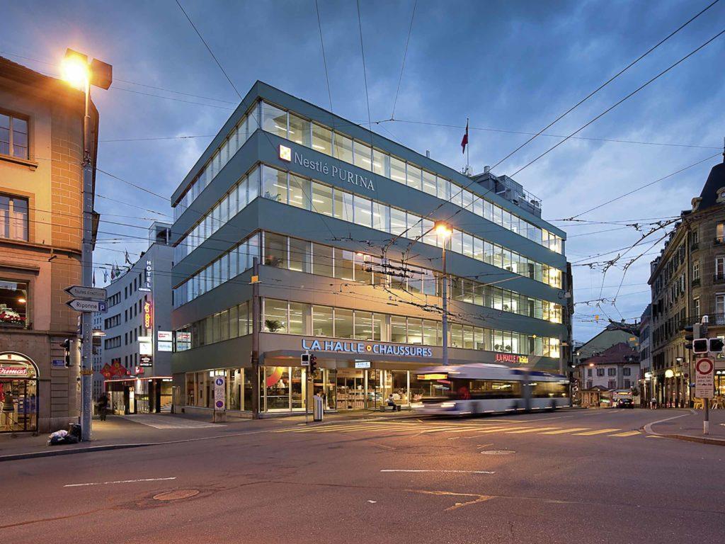 Büro- und Geschäftshaus Rue Neuve, Lausanne – Bild 3